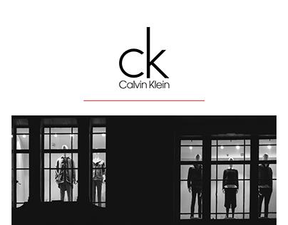 Redesign for Calvin Klein Store   Concept   UX/UI