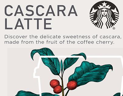 Starbucks Winter Promotion Illustrated by Steven Noble
