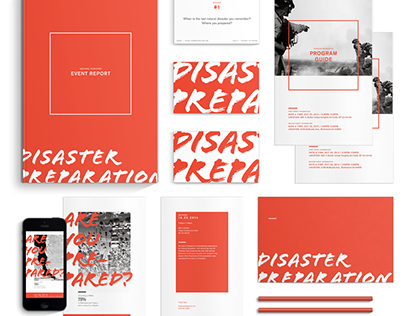 Thesis Concept: Disaster Preparation