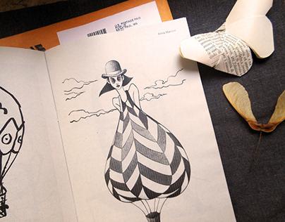 ILLOZINE MAGAZINE N°33: Milton Glaser