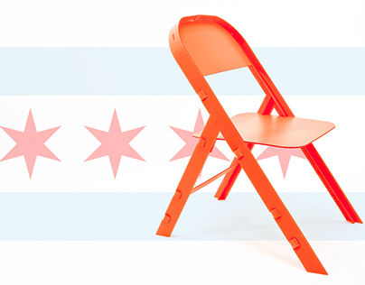 Chicagoland Dibz Chair
