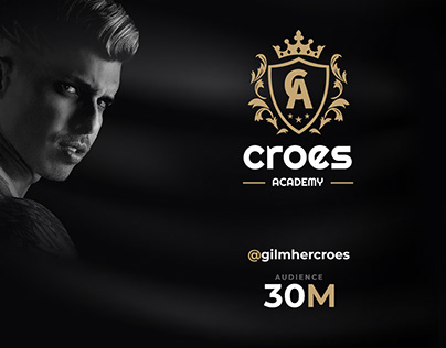 Brand for Famous Influencer Gilmher Croes