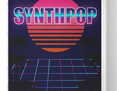 Synthpop Casette-Student Project