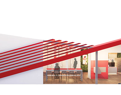 Bank of America Pop Up Proposal