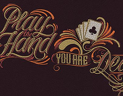 Deltin - Poker Room Posters