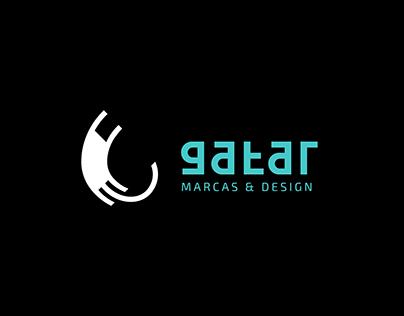 Gatar - visual identity
