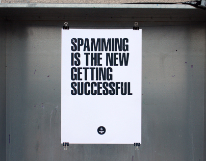 Spamming Is The New Getting Successful