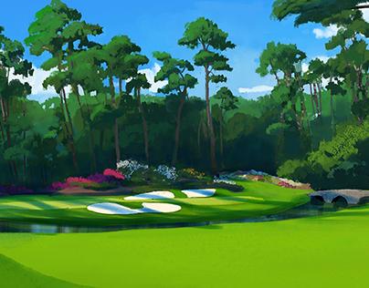 Sky Sports Golf spot