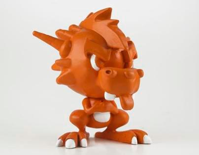 Deinos Art Toy