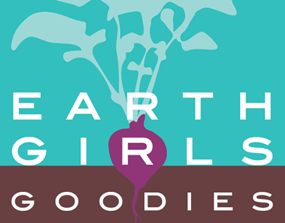 Earth Girls Goodies; Branding / Logo design