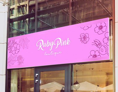 Ruby Pink Boutique