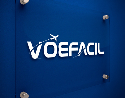 Visual Identity | VoeFacil Travel Agency