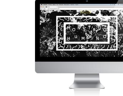 MONSTRUOHUMANO web