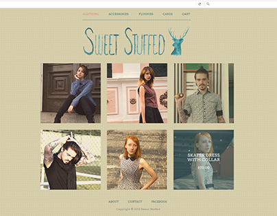 Sweet Stuffed Brand and Online Store