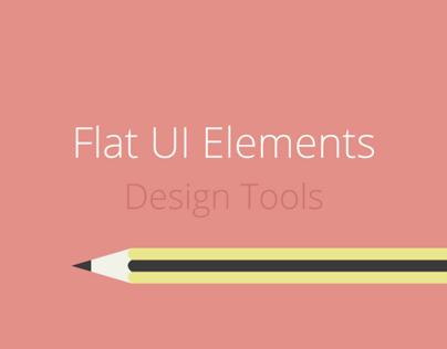 Flat UI Elements - Design Tools