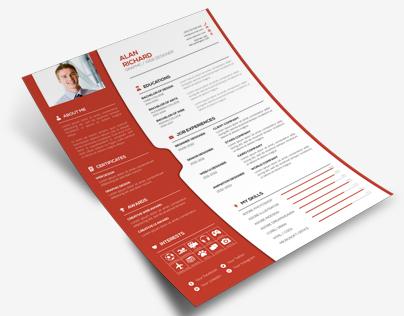 Creative Resume CV-Vol 1