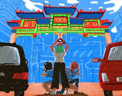 Binondo MasterShot Illustration