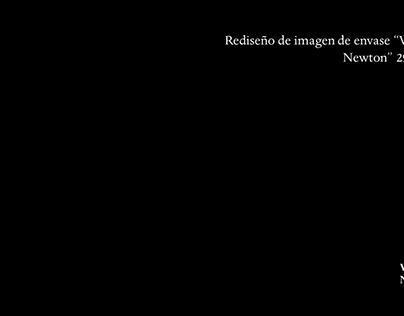 """Rediseño de Imagen de Envase """"Winsor & Newton"""""""