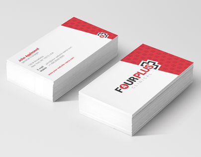 FourPlus Clinical | Branding & Identity