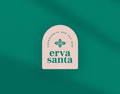 Branding | Erva Santa