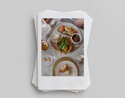 Projet photographique : #foodporn