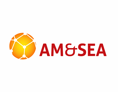 AM & SEA LOGO DESIGN