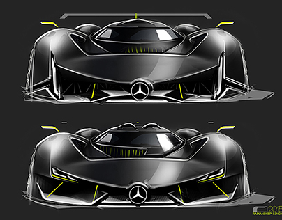 Mercedes Benz Lemans (2015)