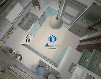 """""""Luxurious kitchen"""""""