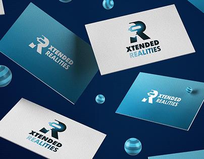 Xtended Realities Logo Design