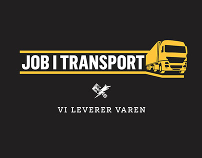 Job i Transport - campaign concept and design