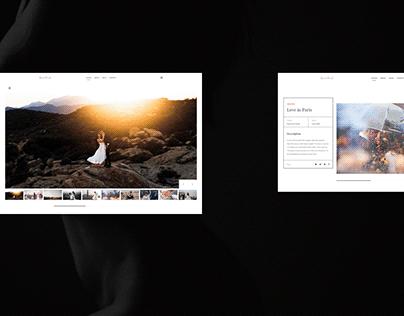 kaiArt - Photo studio website