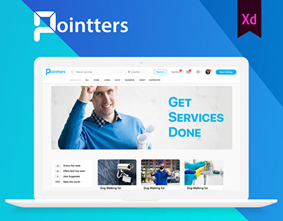 Pointters Web App