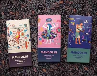 Mandolin Chocolate