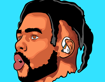 Cartoon Head Design