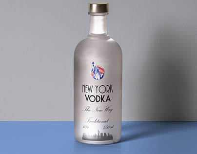 VODKA NEW YORK