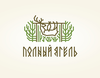 Polniy Yagel Logo