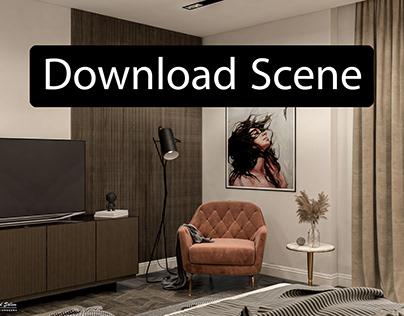 Free Scene