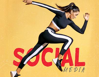 Social media... Gym