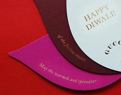 Diwali Wishes Card   Gucci