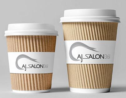 Branded collateral set – AJSalon 361
