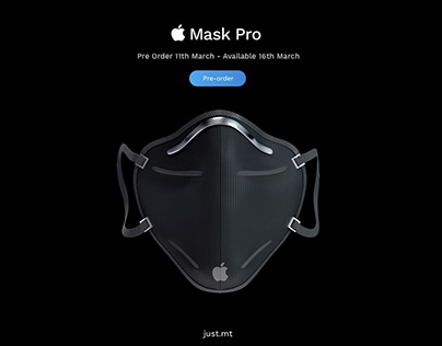 Apple Mask Pro Concept