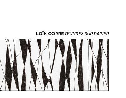Catalogue Loïk Corre