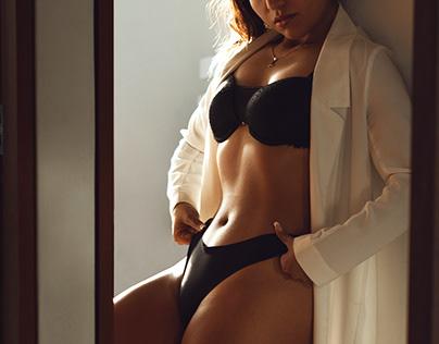 Luisa reyes - boudoir and natural light