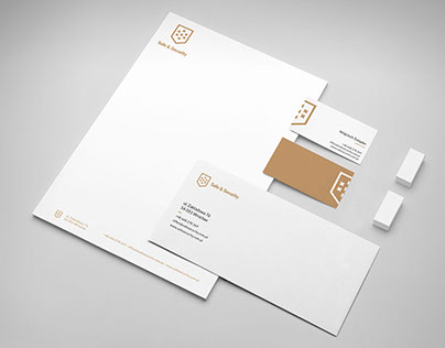 Safe & Security - Visual Identity