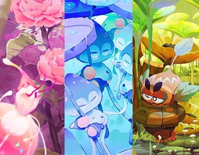 Garden Parade Artworks