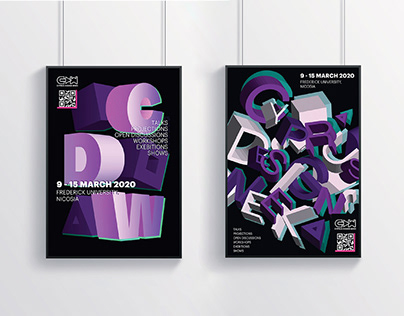 Cyprus Design Week 2020 Digital Advertising Media