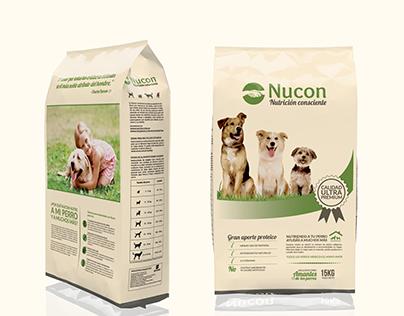 Nucon || Diseño de marca y packaging