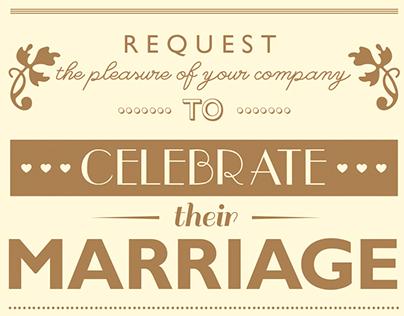 Wedding Stationery #4
