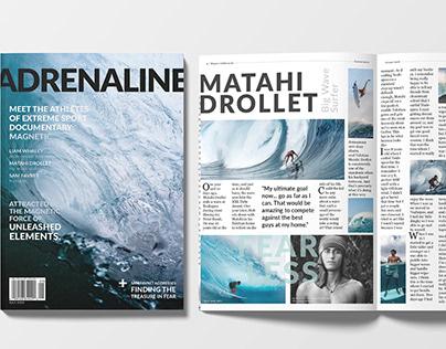 Adrenaline Concept Magazine