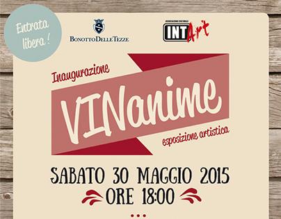 VINanime - event poster